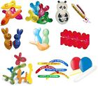 Kids Novelty Shaped Airfill LATEX BALLOONS (Gift/Party/Birthday/Decoration)