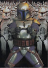 STAR WARS ATTACK OF THE CLONES FOIL CARD SINGLES