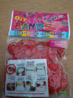 ONE PACK OF LOOM BANDS TO MAKE A RUBBER BRACELET ASSORTED COLOUR'S AVAILABLE