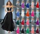 New Gorgeous Evening Dresses Prom/Bridesmaid Gowns Party Formal Cocktail Sz 6-26