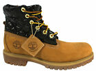 Timberland Wheat Roll Top Mens Boots (93560) RS1