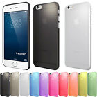 Ultra Thin 0.3mm Clear Matte Crystal Back Case Cover For iPhone 4S 5 5S 6 6 Plus