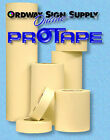 "Vinyl Cutter Transfer Application Tape 3"" to 48"" x 100 Yards Free Shipping"