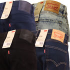 Levi Strauss 510 Jean Levi's Skinny Leg Tight Denim Trouser Pant New
