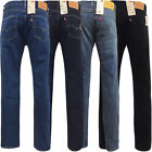Levi Strauss 751 Jean Levi's Relaxed Loose Fit Denim Trouser Pant New