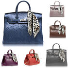 Ladies Fashion Leather Style Bags Women's Shoulder Grab Tote Handbags