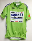 Liquigas / Cannondale Cycling Jersey Signed by Peter Sagan