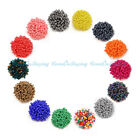 Fashion 14 Styles Multi-Color Cluster Mini Beaded Stud Earrings U Pick
