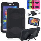 Rugged Shockproof Tough Case Stand Cover for Samsung Galaxy Tab 4 7.0 SM-T237P