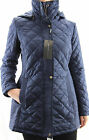 NWT Women Marc NY by Andrew Marc Mid Length Hooded Quilted Walker Jacket VARIETY