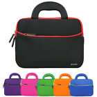 "Neoprene Sleeve Handle Carry Cover Case Bag For Fuhu nabi 2S / NABI 2 7"" Tablet"