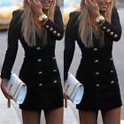 Hot Sell Bace Office Pencil Bodycon Woman Winter Work Wear Casual Dresses