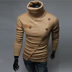 Chic Pop Jewelry Retro Men Sweater Stylish Sweatshirt Jumper Pullover Blouses