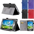 Hand Strap Stand Leather Case Card Pocket For Acer Iconia Tab W1-810 Win8.1