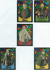 LORD OF THE RINGS EVOLUTION STAINED GLASS SINGLE CARDS