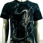 Rock Eagle T-Shirt Limited Edition Tattoo E56 Sz M L XL 2XL 3XL Dragon Biker