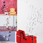 12pcs 3D DIY Butterfly Wall Stickers Decal PVC Home Weeding Party Frame Decor