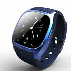 Bluetooth M26 Smart LED Wrist Watch Dial/Call Answer IOS Android iPhone HTC New