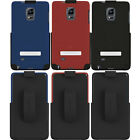 Seidio Case Cover for Samsung Galaxy Note Edge SURFACE w/ Metal Kickstand Combo
