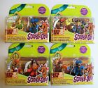 "SCOOBY DOO PIRATE CREW Choice of 2 x 3"" Figure Blister Pack - Twin Pack"