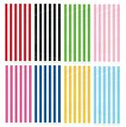 Stripes 20 CELLOPHANE BAGS (Decoration/Birthday/Celebration)