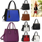 Ladies Designer Leather Style Celebrity Tote Bag Women's FashionQuality Handbag