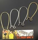 ✤ 30 LARGE KIDNEY EAR RING WIRES✤ 33mm ANTIQUE BRONZE SILVER GOLD BLACK SILVER ✤