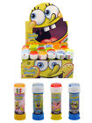 SpongeBob SquarePants - BUBBLES (Choose Amount) Kids Party Bag Filler Loot Toys