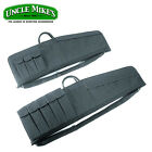 Uncle Mikes Tactical Gun Cases 3 Sizes fits MP5 External Pockets with Handle
