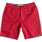 Quiksilver Everyday Chino Mens Shorts Walk - Baked Apple All Sizes