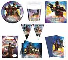 GUARDIANS OF THE GALAXY Birthday PARTY RANGE {Marvel}(Tableware, Decorations)