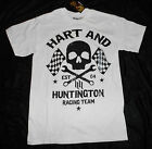 Mens White Graphic Tee T-Shirt Sz S Small  M Medium by Heart and Huntington NWT