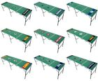 Choose Your NFL Team 2' x 8' Multi-Purpose Folding Tailgate Party Game Table