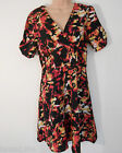 Fallen Star London Floral Skater Short Party Dress Gown (NEW) UK size 10