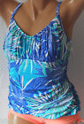 *NEW Swim Solutions Show Stopper Underwire Tankini Swim Top 8 12 14 16 SS1