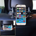 Car Back Seat Headrest Phone Mount Holder For Apple iPhone 4S/5/5S/6/6sPlus/7/7+