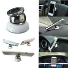 360° Universal Car Mount Kit Sticky Magnetic Stand Holder for Cell Phone Samsung