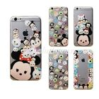 Coque Etui Housse Mignon pr  iPhone 5/5S/6/6 Plus en TPU Anti-Choc Mickey Mouse