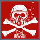 SCUBA Diving Africa T Shirt Dive Steve Team Zissou Life Aquatic jaws Gear Tee