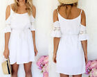 Women Summer Sexy Suspenders Simple Bodycon Casual Slim Chiffon Short Mini Dress