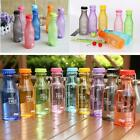 Portable Travel Sport Unbreakable Leak-proof Water Bottle Camping Hiking Cycling