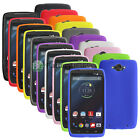Silicone Soft Slim Rubber Protector Gel Case Cover for Motorola Droid Turbo