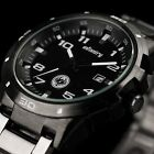 INFANTRY #IN010 Patriots Mens Quartz Tactical Army Military Gunmetal Wrist Watch