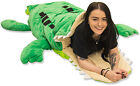 Andes Childrens/Adults Luxury Animal Sleeping Bag Sleepover Camping Festival