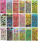 Large Foil STICKERS - Kids Characters (Large Range)(Reward/Craft/School) 017002.