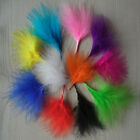 11color choose 50-100ps Beautiful dyeing Turkey vascular velvet feather 2-4inch