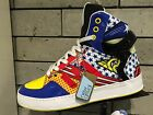 New adidas Bankshot 2.0 Red Yellow Blue White Women Fashion Shoes B26715