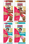 Kong Snacks Stuff n Snack Liver Chicken Dog Puppy Treats Small or Large Treat