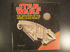 Star Wars Vintage Book - The Mystery Of The Rebellious Robot, Random House 1979