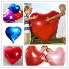 Heart Shaped Foil Balloon Birthday Party Celebrating Wedding Balloon Supplies Z